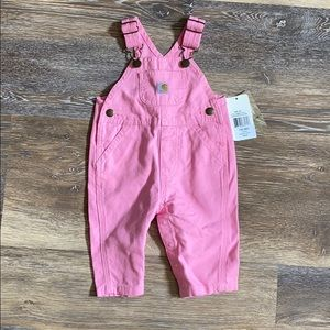 Girls Carhartt bibs